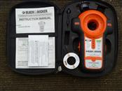 BLACK&DECKER BDL100S BULLS EYE AUTO LEVELING LASER LINE AND STUD FINDER